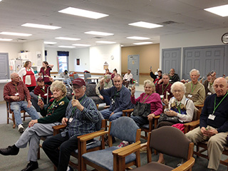 Adult Day Services - Christmas 2015